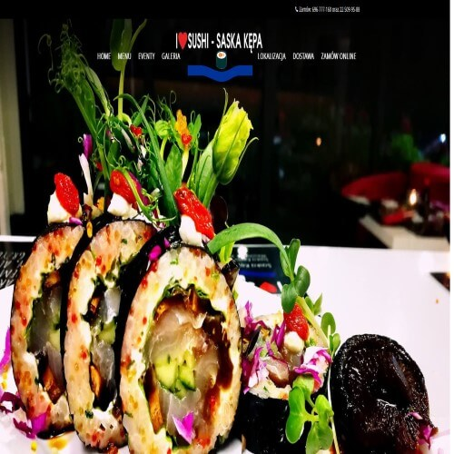 Catering sushi - Sulejówek