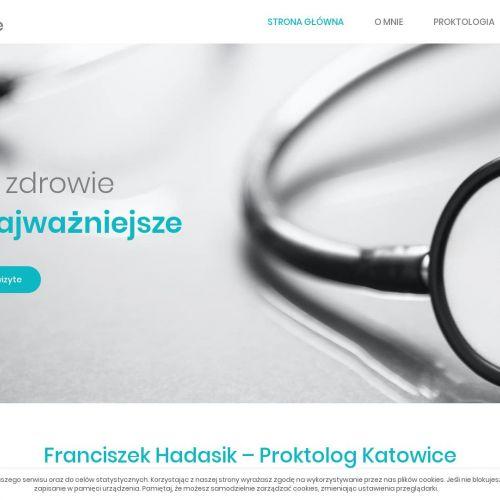 Najlepszy proktolog w Sosnowcu