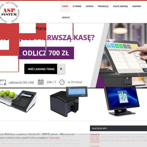 Systemy sprzedażowe - Warszawa