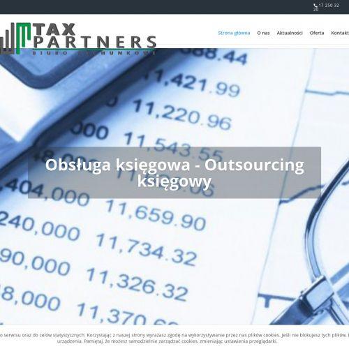 Sprawozdania finansowe - Rzeszów