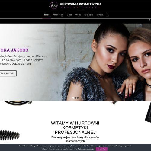 Kosmetyki profesjonalne - Toruń