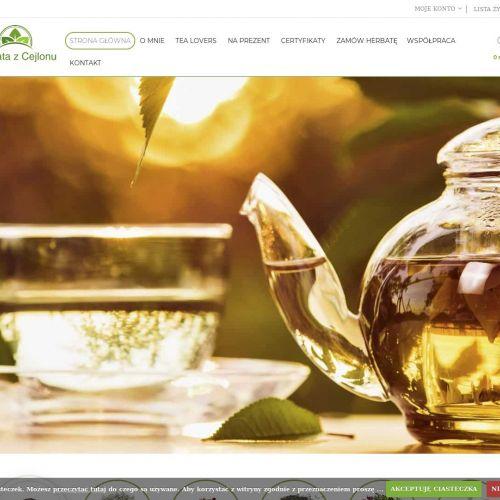 Zamów herbate - Wrocław