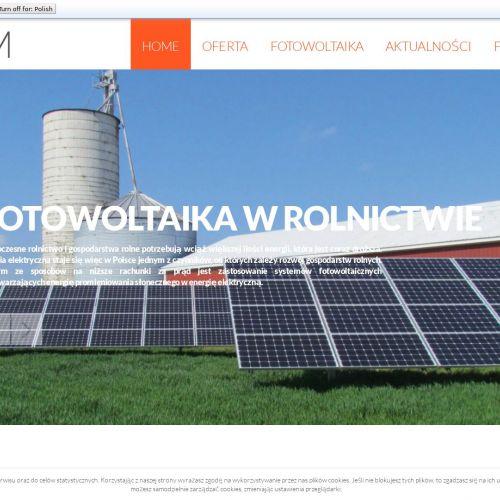 Instalacje solarne - Tarnów