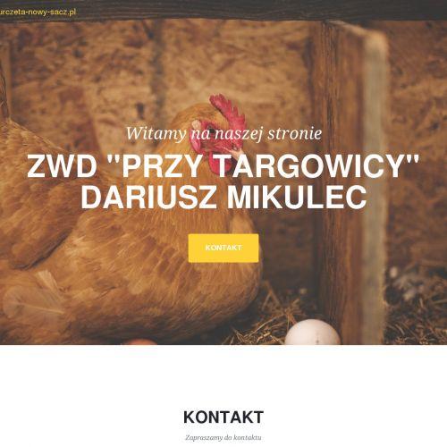 Kaczki i indyki - Nowy Sącz