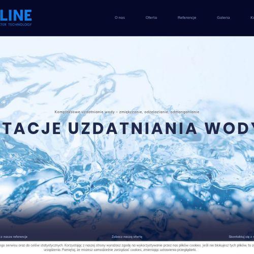 Badania wody w Warszawie