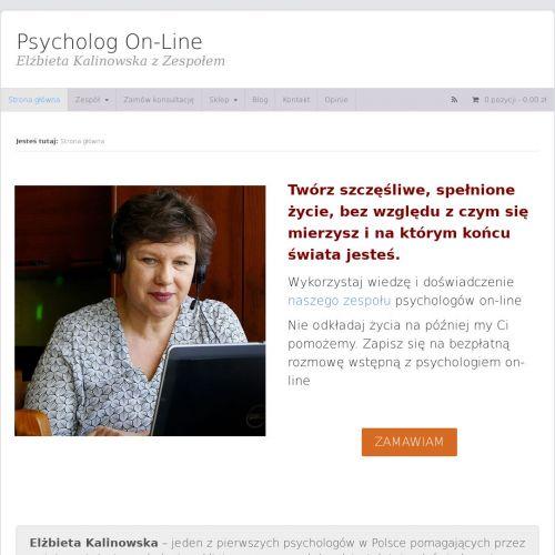 Konsultacji online dla dorosłych