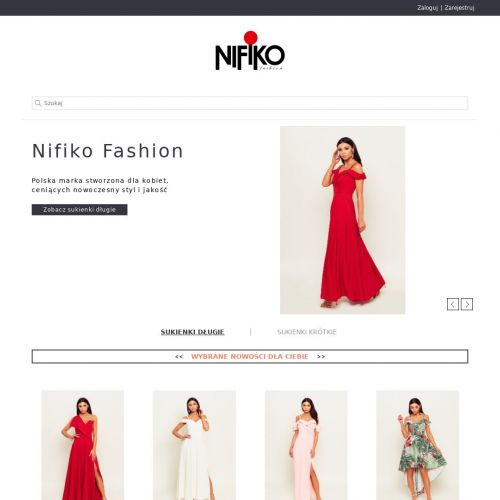 Zwiewne sukienki z regulowanymi ramiączkami