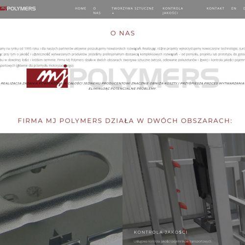 Produkcja części z poliuretanów