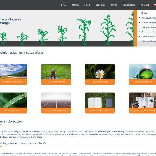 Aukcje do biogazowni
