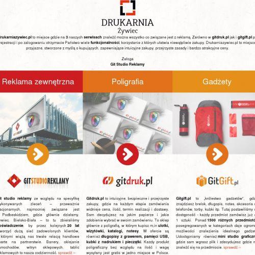 Banery reklamowe i druk wizytówek firmowych