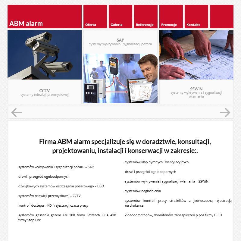 Systemy sygnalizacji pożaru - Wrocław