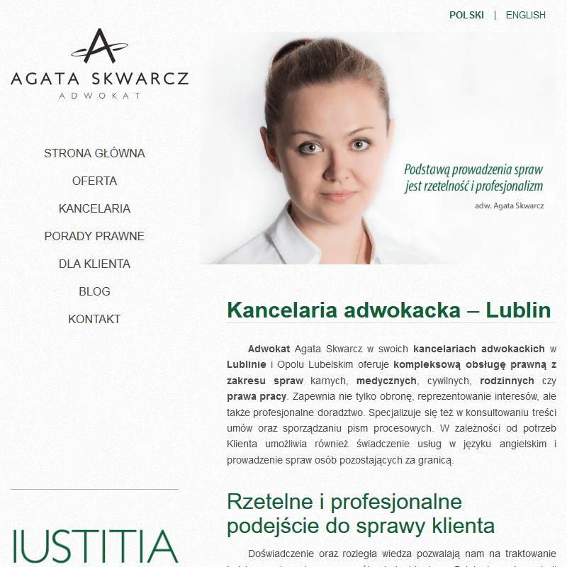 Sprawy o podział majątku - Lublin