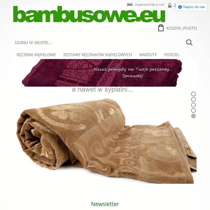Pościel bambusowa dla niemowląt