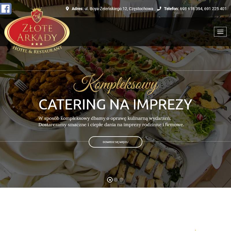 Firmy cateringowe - Częstochowa