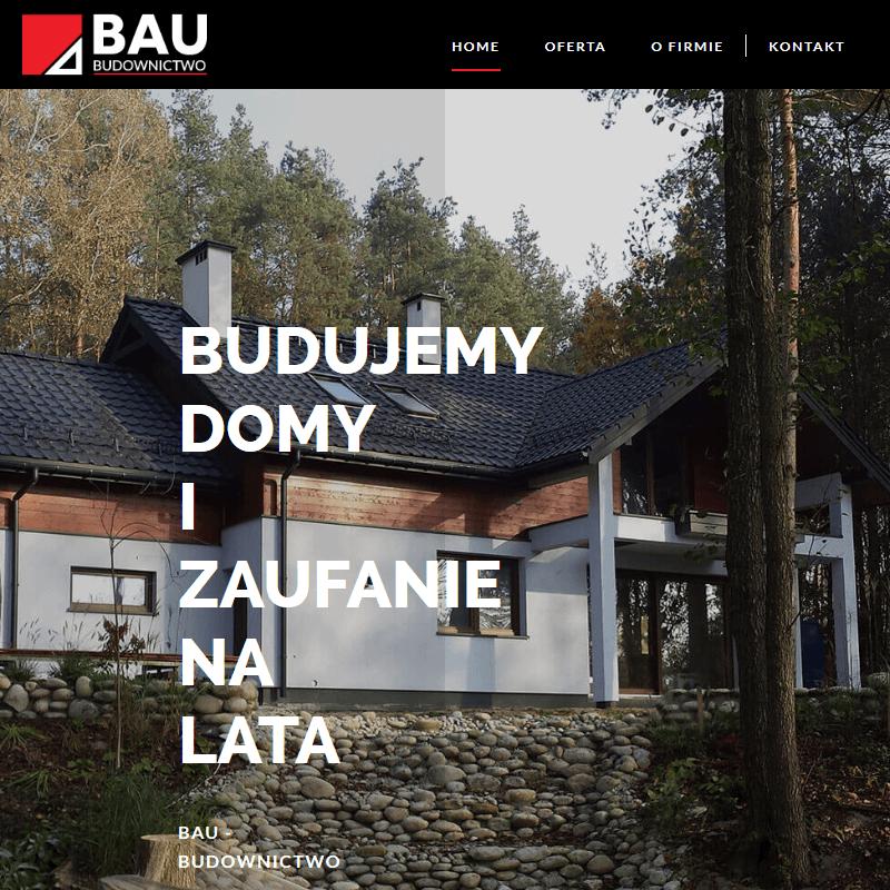 Budowa domów jednorodzinnych na terenie Warszawy