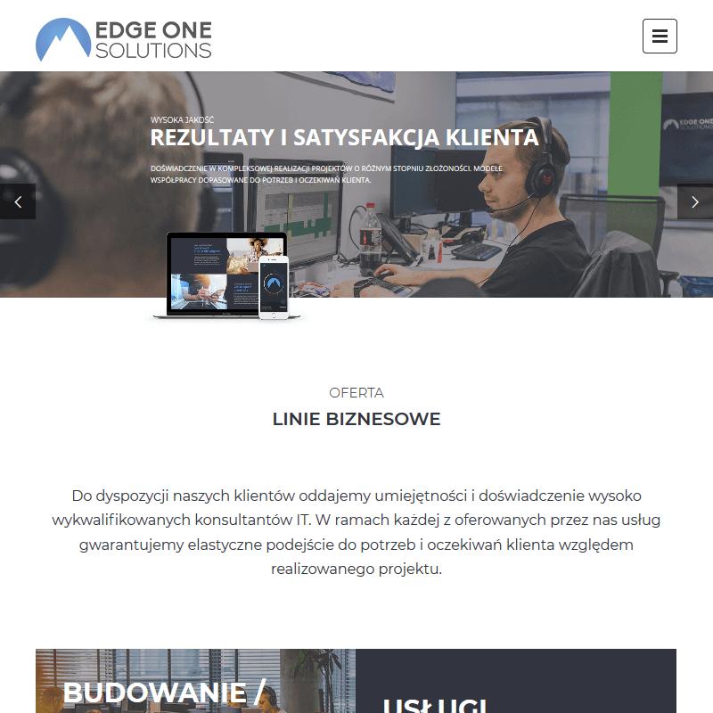 Profesjonalna realizacja projektów IT - Kraków