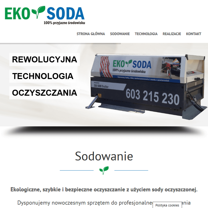 Piaskowanie cegły - Opole