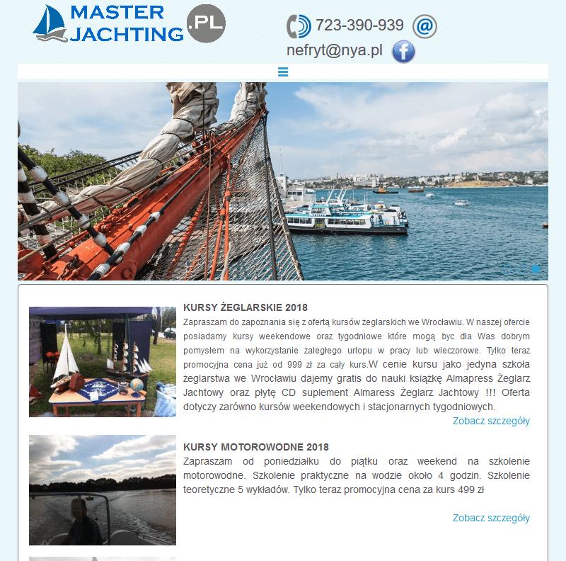 Patent żeglarski we Wrocławiu