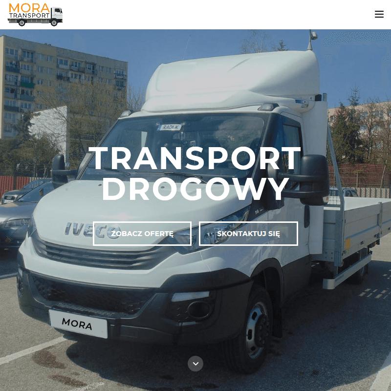 Usługi transportowe do 3,5 tony