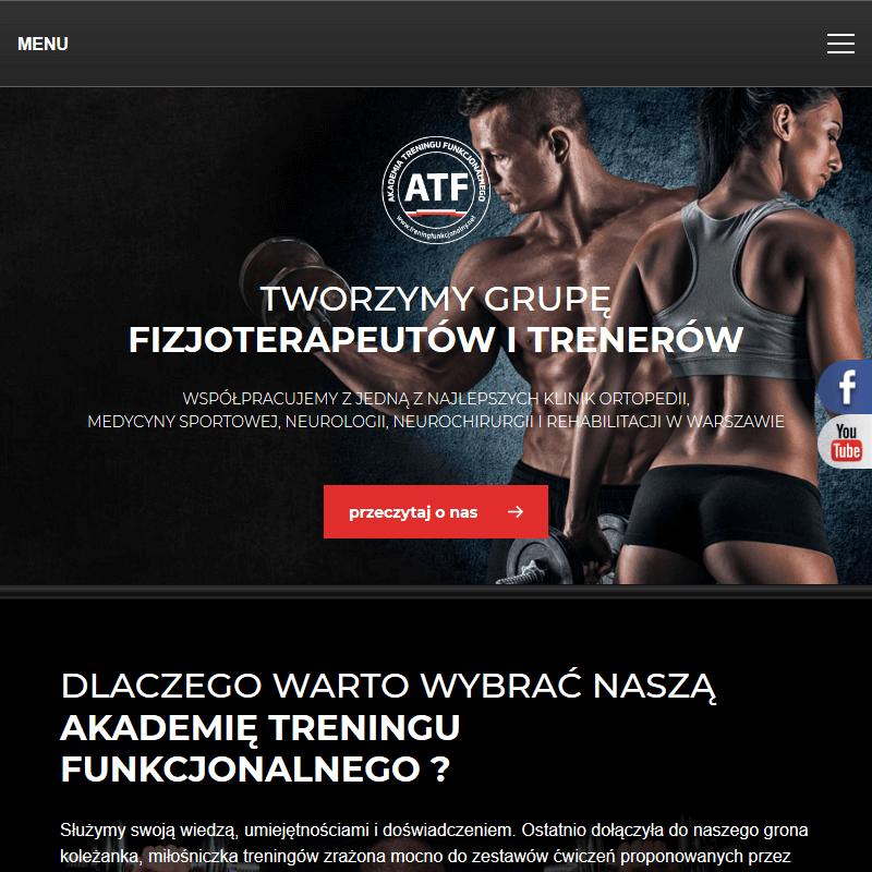 Szkolenie na trenera personalnego  - Warszawa